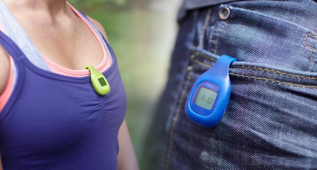 Comment porter le Fitbit Zip