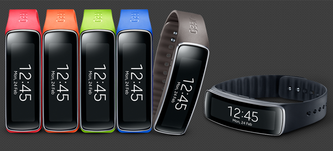 Couleur Samsung Gear Fit
