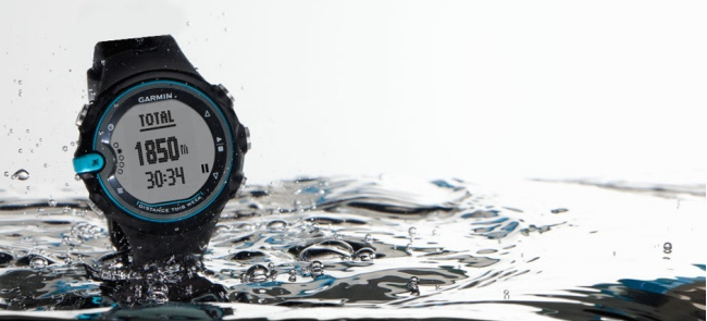 Montre Garmin Swim