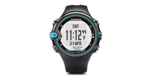 Test Garmin Swim