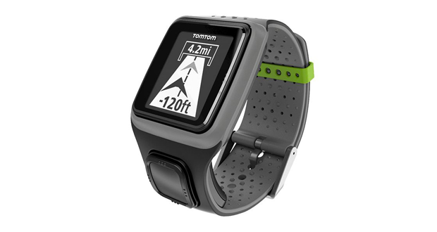 Test TomTom Runner
