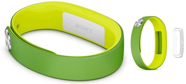 Bracelet Intelligent Sony