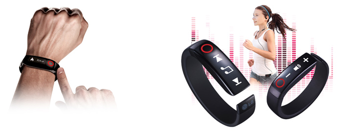 Bracelet Activités LifeBand Touch