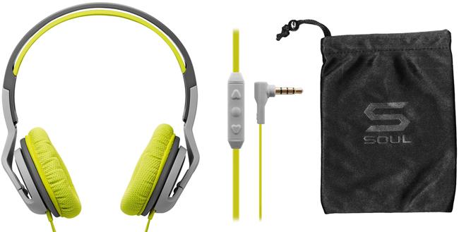 Casque audio léger pour sportif