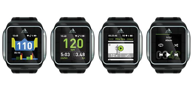 Ecran couleur montre GPS Sport