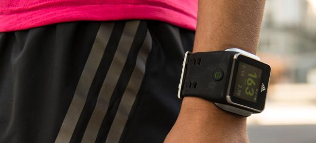 Montre GPS course à pieds