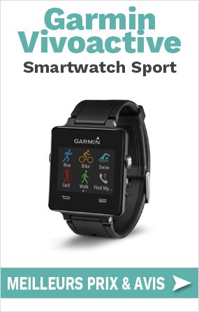 Smartwatch GPS pas cher