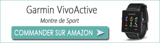 Garmin VivoActive pas chère