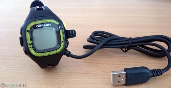 Rechargement et synchronisation USB