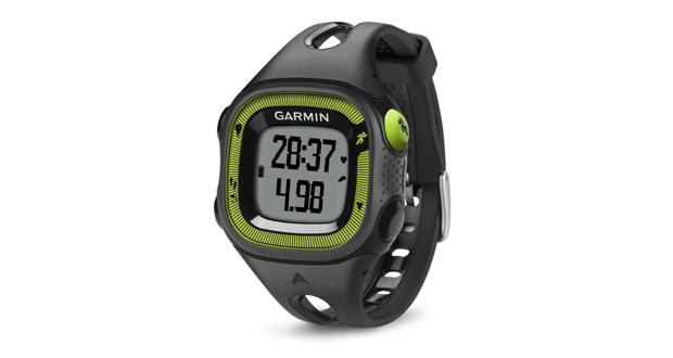 Test Garmin Forerunner 15