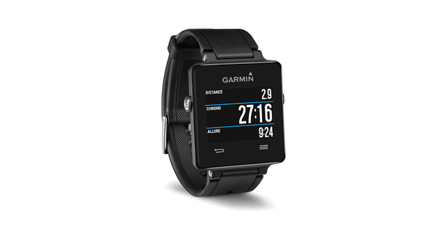 test garmin vivoactive. Black Bedroom Furniture Sets. Home Design Ideas