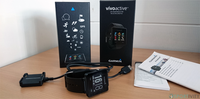 Unboxing Garmin Smartwatch GPS
