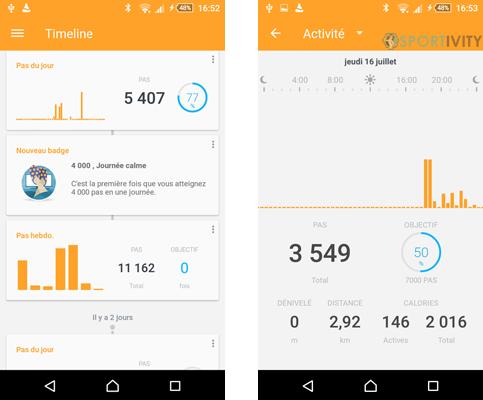 App Withings Health Mate