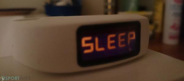 Suivi du sommeil