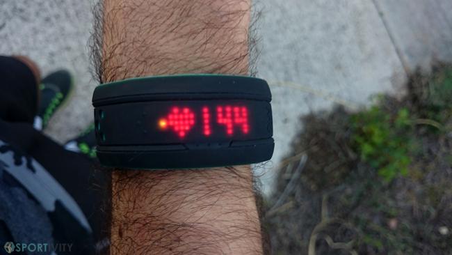 Mesure de la fréquence cardiaque au poignet