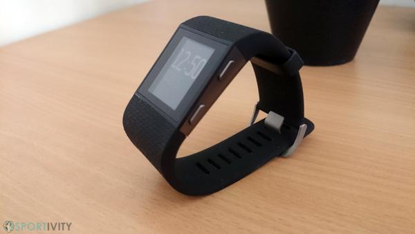 Montre GPS Fitbit Surge