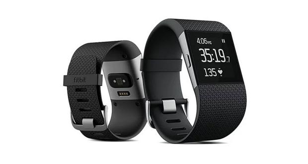 Test Fitbit Surge