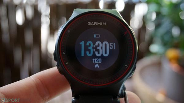 Montre GPS avec capteur d'activité