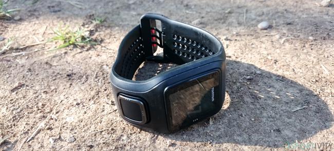 Montre GPS avec capteur cardio