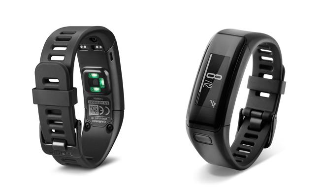 Nouveau bracelet d'activité Garmin avec capteur cardio