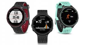 Les nouvelles montres Garmin FR230, FR235 et FR630
