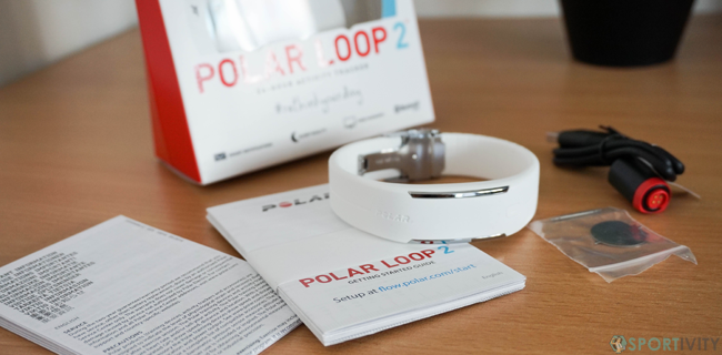 Unboxing Polar Loop 2