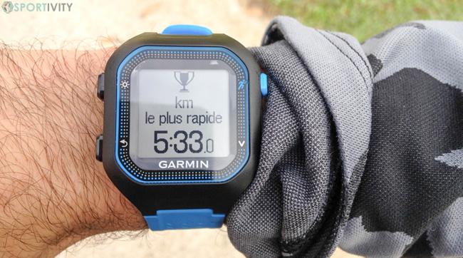 Ecran record km le plus rapide