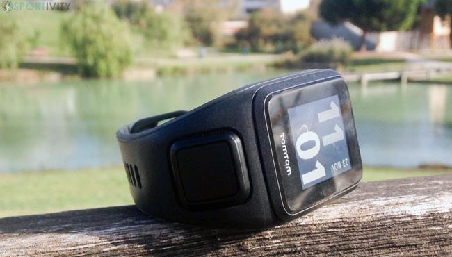 Essai de la TomTom Spark GPS avec Cardio et Musique