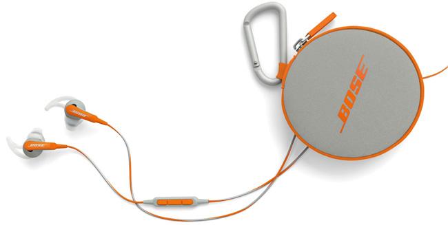 Pochette de protection pour les écouteurs Bose