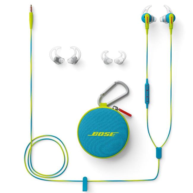 Présentation des écouteurs Bose SoundSport