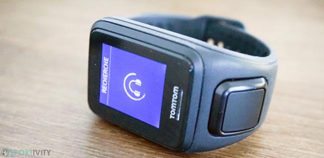 Recherche de périphériques Bluetooth