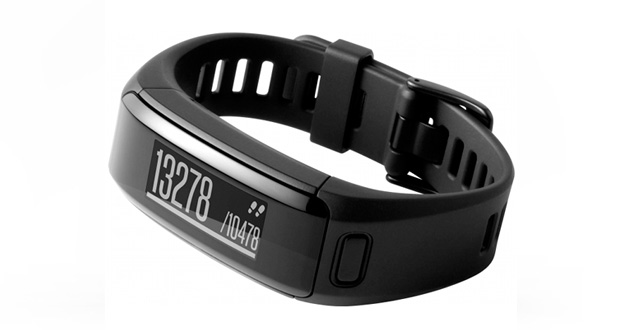 Test Garmin Vivosmart HR