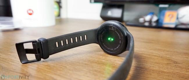 Smartwatch pour le sport avec capteur cardio