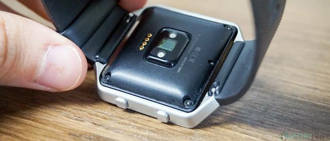 Capteur optique pour la fréquence cardiaque