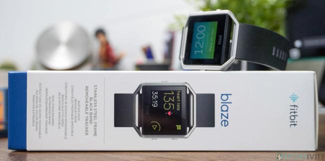 Montre Fitness Fitbit Blaze
