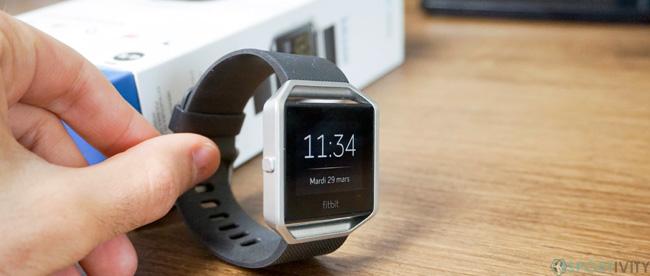 Smartwatch pour les sportifs