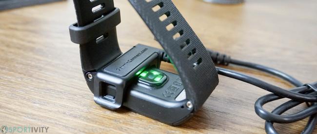 Autonomie Montre GPS + Cardio