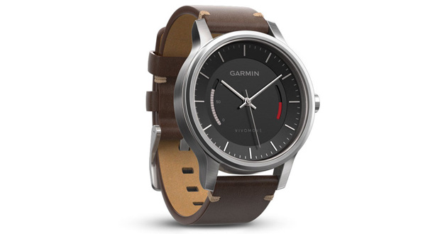 Test montre Garmin Vivomove