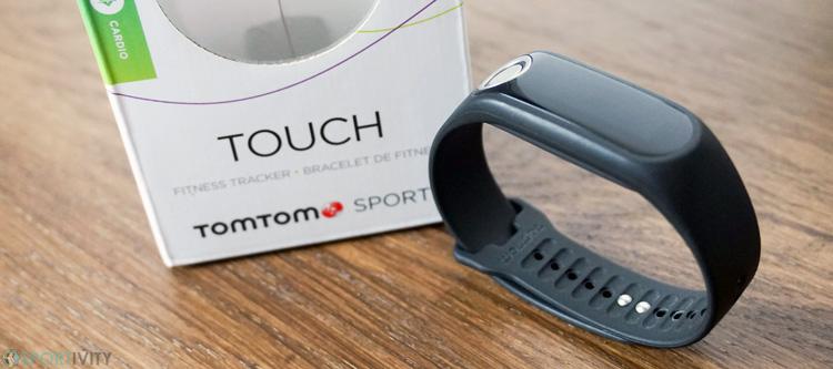 Bracelet Fitness TomTom Touch
