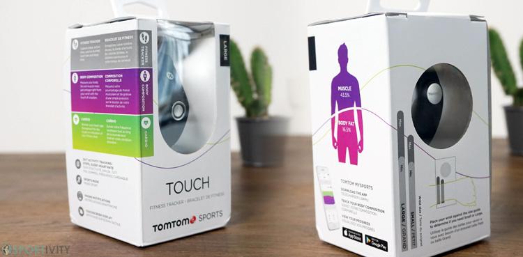 Présentation du TomTom Touch