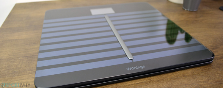 Design Withings Body Scale