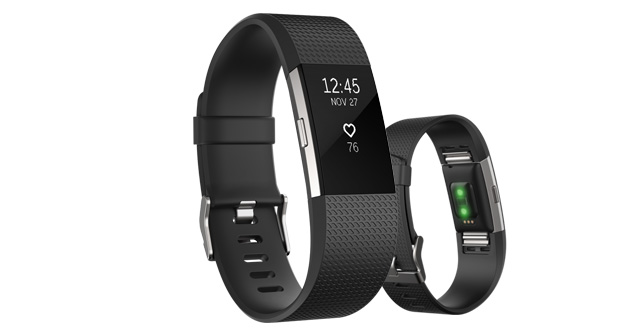 Test Fitbit Charge 2