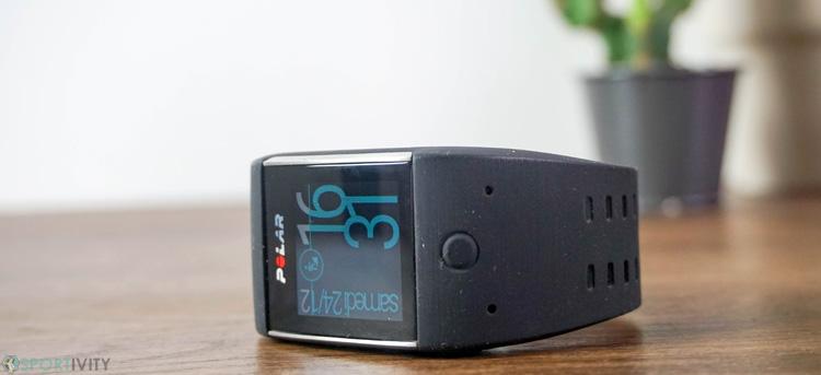 Polar M600 Montre Cardio GPS