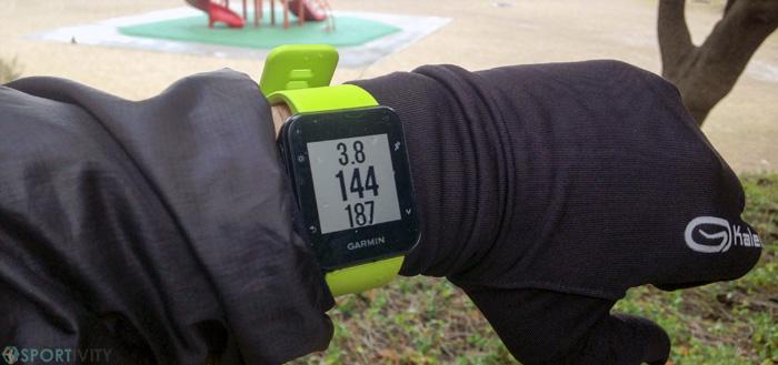 Running avec FR35 de Garmin