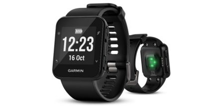 Test Garmin Forerunner 35