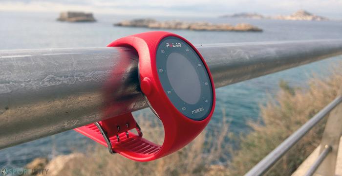 Montre running avec capteur cardio GPS